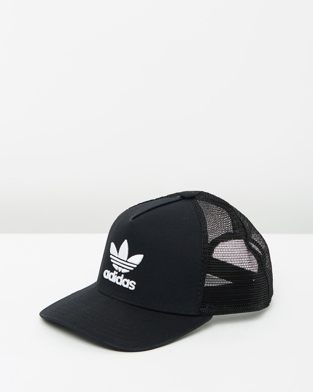 Trefoil Trucker Cap by adidas Originals Online  13314fcc228