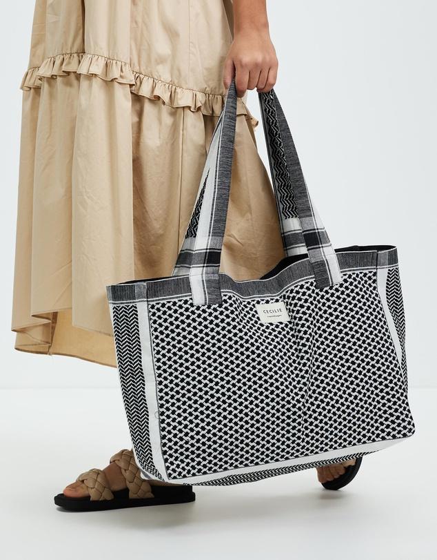 Women Large Signature Bag