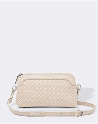 Louenhide - Ivy Plaited Crossbody Bag