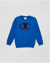 Champion - Graphic Print Crew - Teens