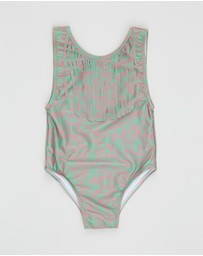 Olga Valentine - Fringing One-Piece - Kids
