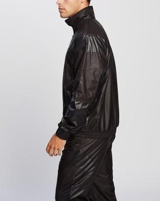 Puma TFS Woven Track Top - Clothing (Puma Black)
