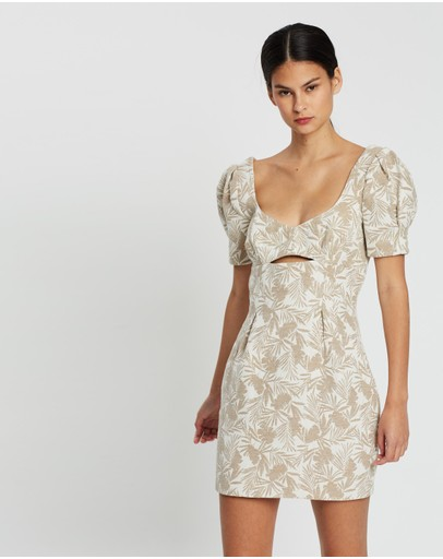 Bec + Bridge - Kahuna Cut-Out Dress