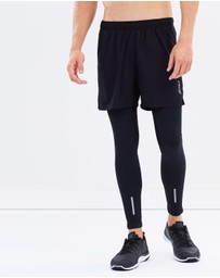 Nike - Men's Nike Power Tech Running Tights