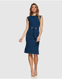Oxford - Tatina Ponti Dress