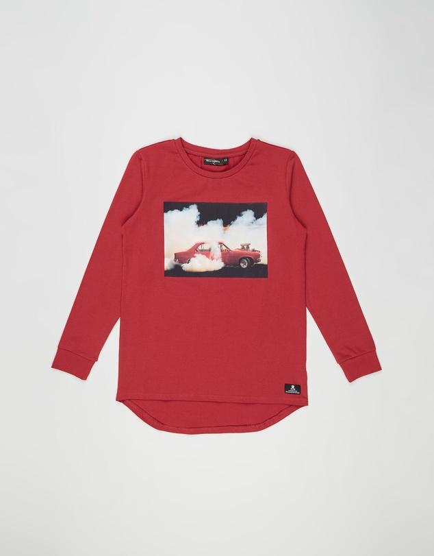 Kids Street Machine T-Shirt - Teens