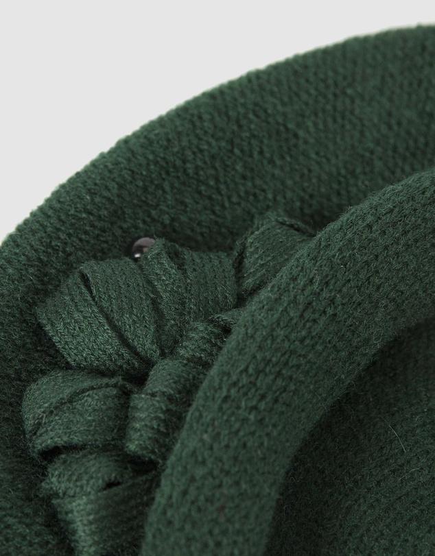 Women European Made Soft Wool Beret