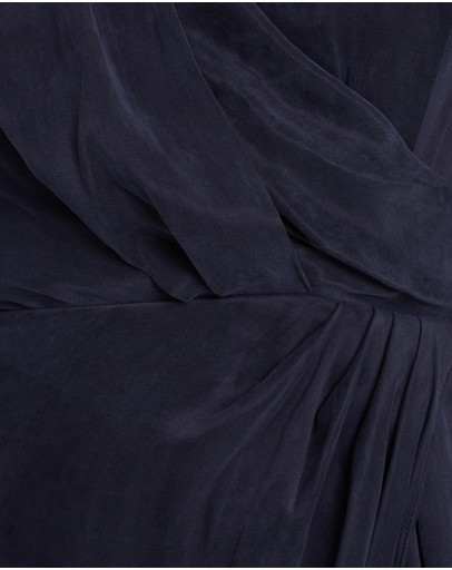 Acler Martin Dress Midnight