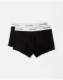 Calvin Klein - Modern Cotton Stretch Trunks 2-Pack