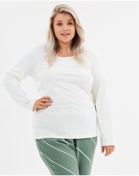 Advocado Plus - Essential Long Sleeve Top