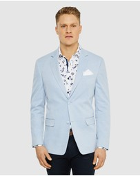 Tarocash - Lagoon Cotton Stretch Blazer