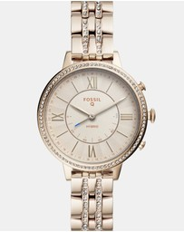 Fossil - Q Jacqueline Pink Hybrid Smartwatch