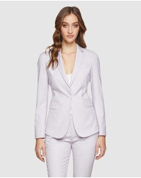 Oxford - Pink Check Alexa Suit Jacket