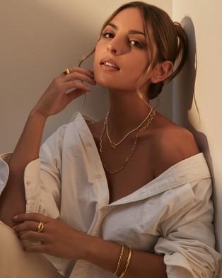 Amber Sceats Jad?? Tunchy x Amber Sceats Hally Bracelet Set - Jewellery (Gold)