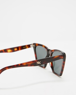 RIXX Eyewear Sadie - Sunglasses (Havana)