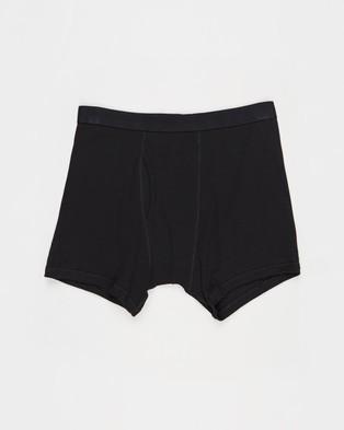 Marks & Spencer 5 Pack Jersey Trunks - Trunks (Black)