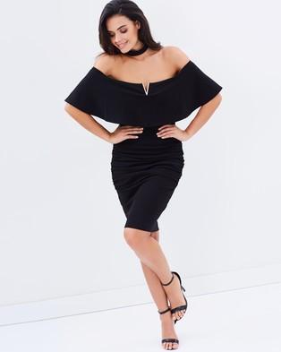 Fresh Soul – Coronation Dress Black