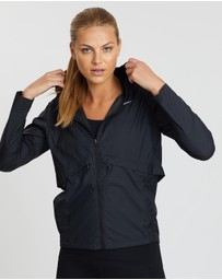 Nike - Essential Hooded Running Jacket - Women's