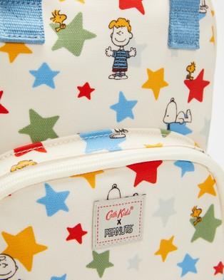 Cath Kidston Medium Peanuts Backpack   Kids - Backpacks (Peanuts & Stars)