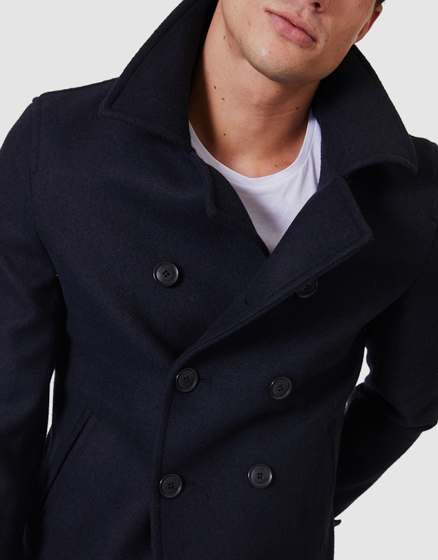 Jack London - Naval Peacoat