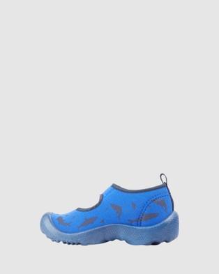CIAO Beach Shark - Sandals (Cobalt)