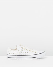 Converse - Chuck Taylor All Star Leather Stud Ox