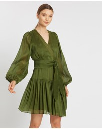 Ginger & Smart - Eminence Wrap Dress