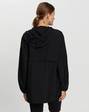 adidas Originals Adicolor Classics Windbreaker - Coats & Jackets (Black)