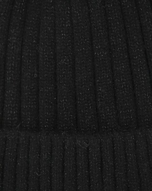 Morgan & Taylor Coco Beanie - Accessories (Black)