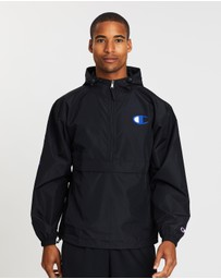 Champion - Packable 1/4 Zip  Jacket