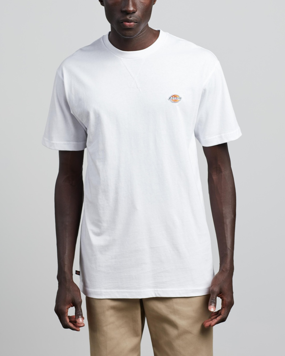 Dickies - H.S Rockwood Tee - T-Shirts & Singlets (White) H.S Rockwood Tee