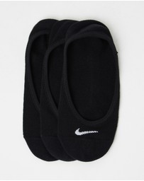 Nike - 3-Pack Footie Socks
