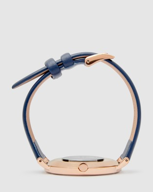 TONY+WILL Lunar - Watches (ROSE GOLD / WHITE / NAVY)