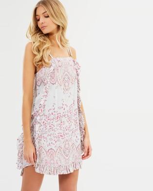 Steele – Marigold Swing Dress Marigold