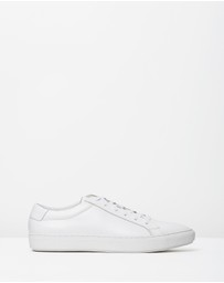 Staple Superior - Particle Low Leather Sneakers