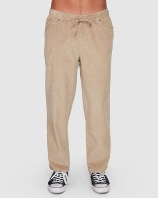 Billabong Bad Dog Pants - Pants (LIGHT KHAKI)