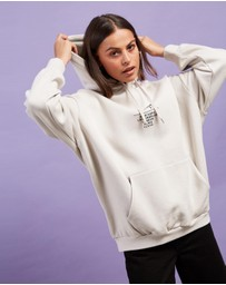 Stussy - Graffiti Oversized Hood