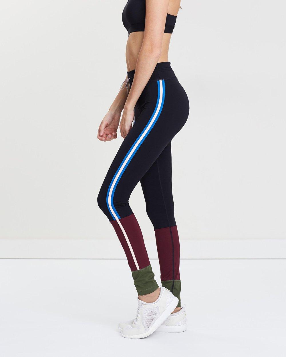 cc845b3f2c998c Saratoga Panelled Yoga Pants by The Upside Online | THE ICONIC | Australia