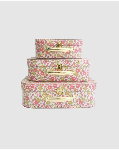 Alimrose - Kids Carry Case Set Chloe Print