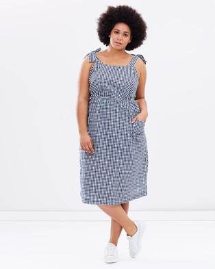 Violeta by MNG – Nus Dress