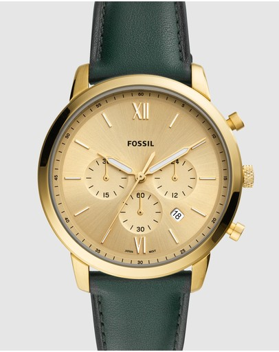 Fossil - Neutra Chrono Green Chronograph Watch