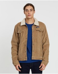 Patagonia - Pile Lined Trucker Jacket