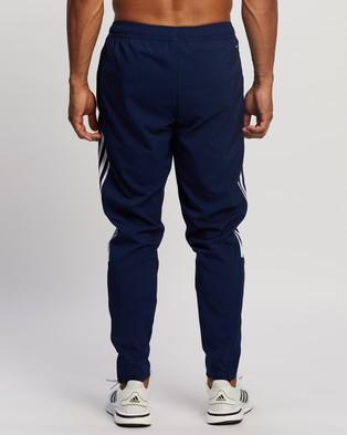 adidas Performance Tiro 21 Woven Pants - Track Pants (Team Navy Blue)