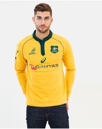 Asics - Wallabies 2018 Traditional Long Sleeve Jersey