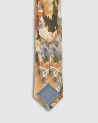 Peggy and Finn Native Bark Tie - Ties (Brown)