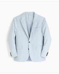 J.Crew - Ludlow Slim-Fit Unstructured Blazer