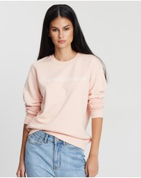 Calvin Klein Jeans - Institutional Regular Crew Neck Sweat