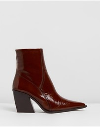 TOPSHOP - Honour Western Boots