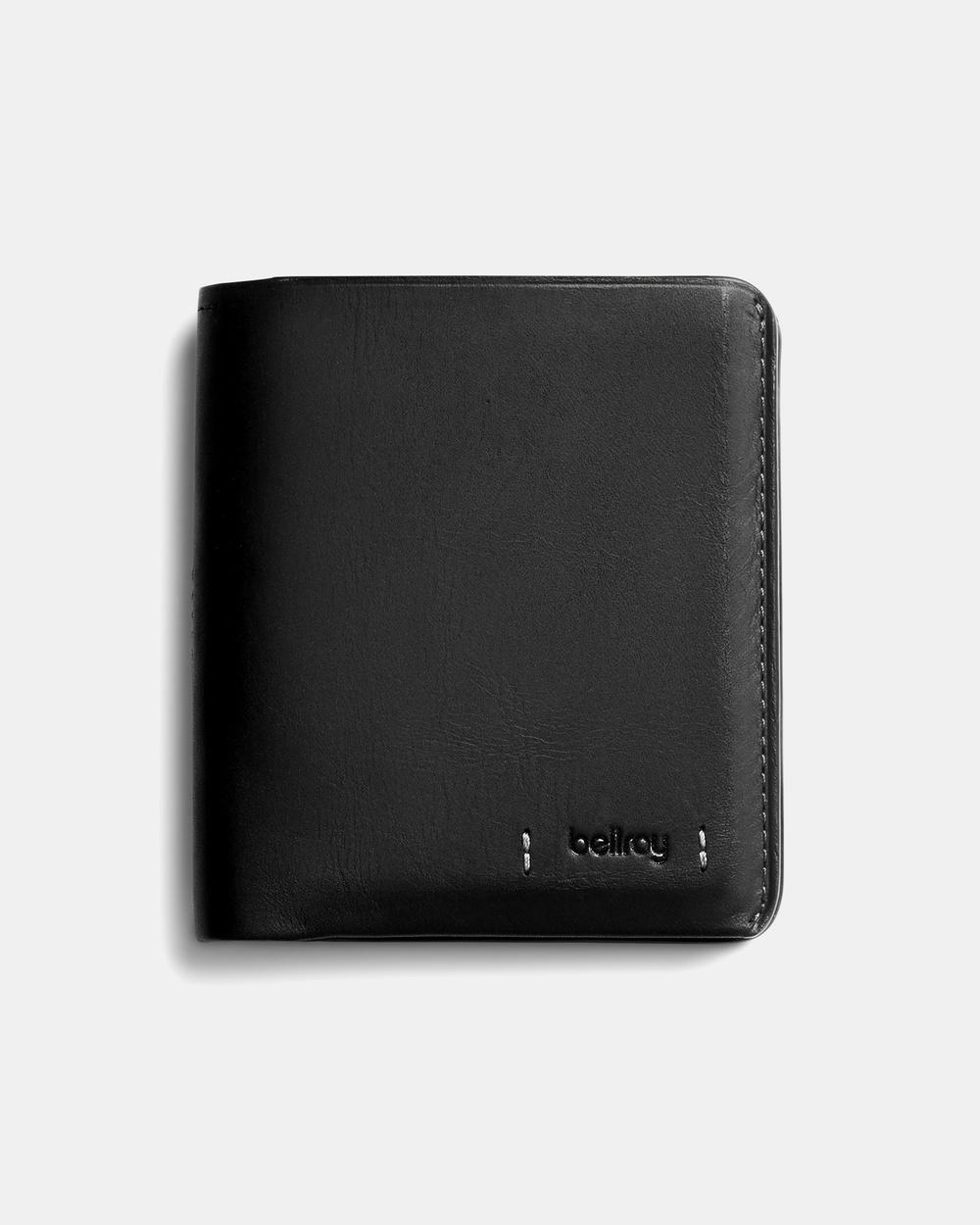 Bellroy Note Sleeve Premium Wallets Black
