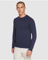 Oxford - Tiger Crew Neck Knit